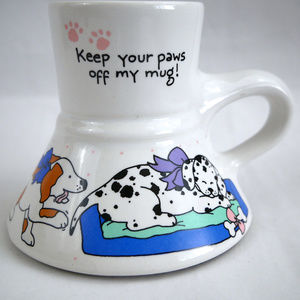 Puppy Dog Coffee Mug